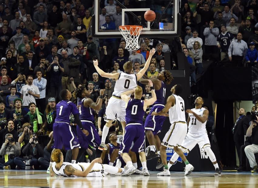 Notre Dame Women Advance To Basketball Sweet 16: Notre Dame Basketball: Irish Sneak Past Lumberjacks For