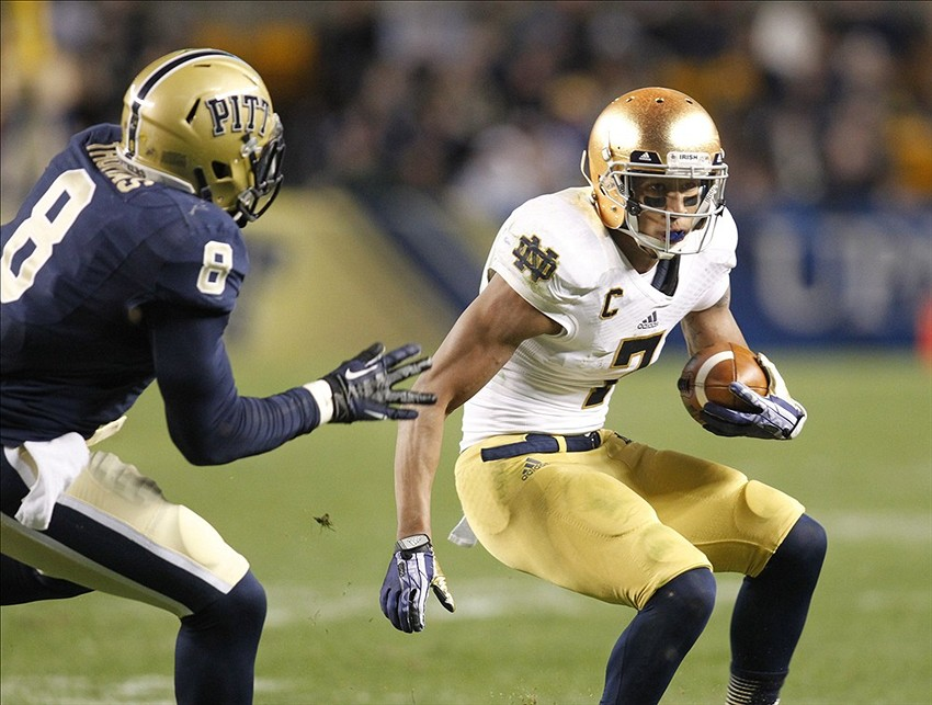 Notre Dame Football Notre Dame Pittsburgh Positives