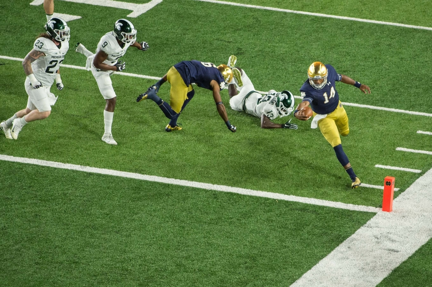 Adjusting Expectations What Can Notre Dame Fans Hope For