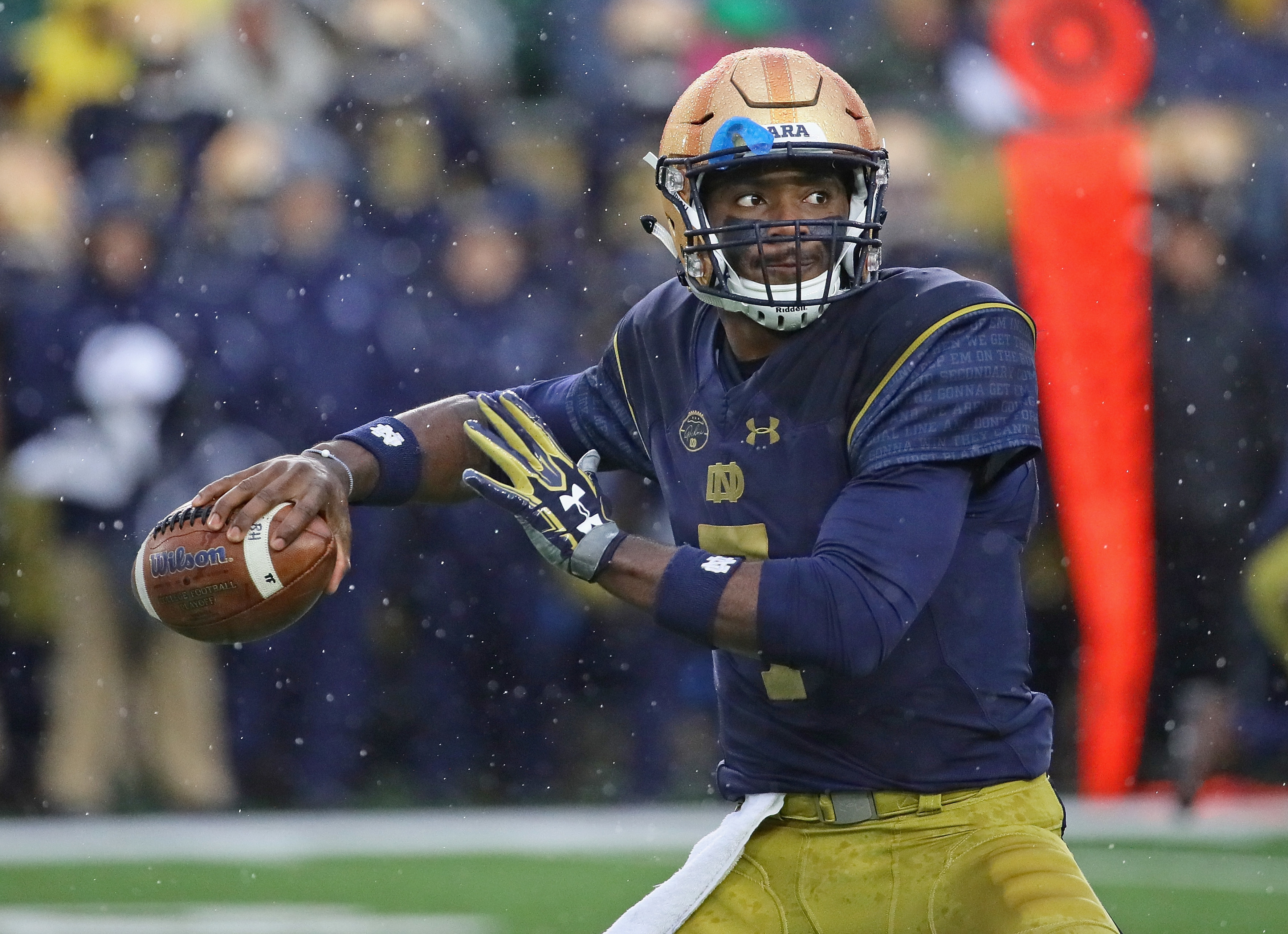 EXCLUSIVE: Thoughts From Notre Dame Football Mom Heather Wimbush