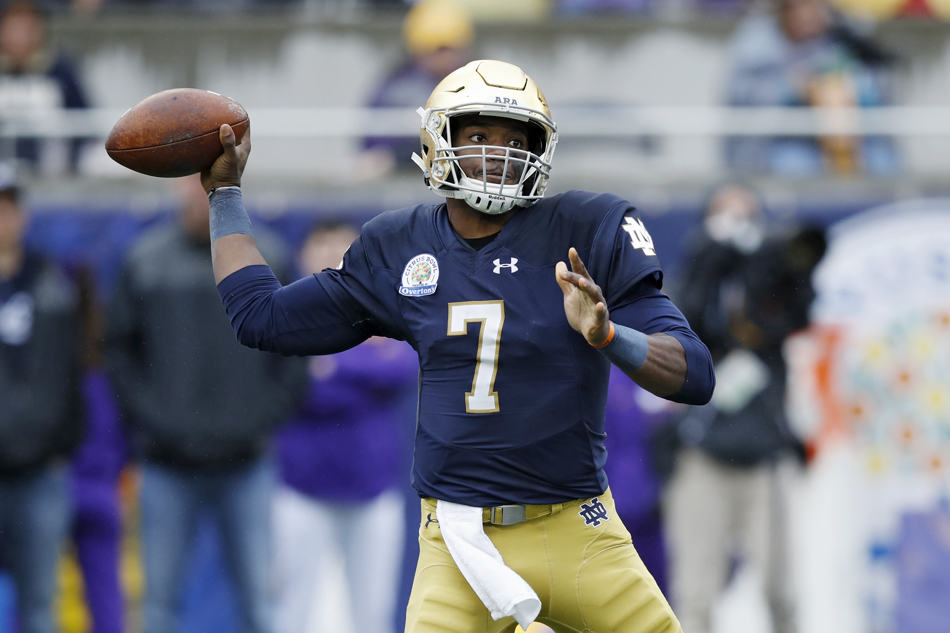 Notre Dame Football: Are the Irish Serious National Title Contenders?