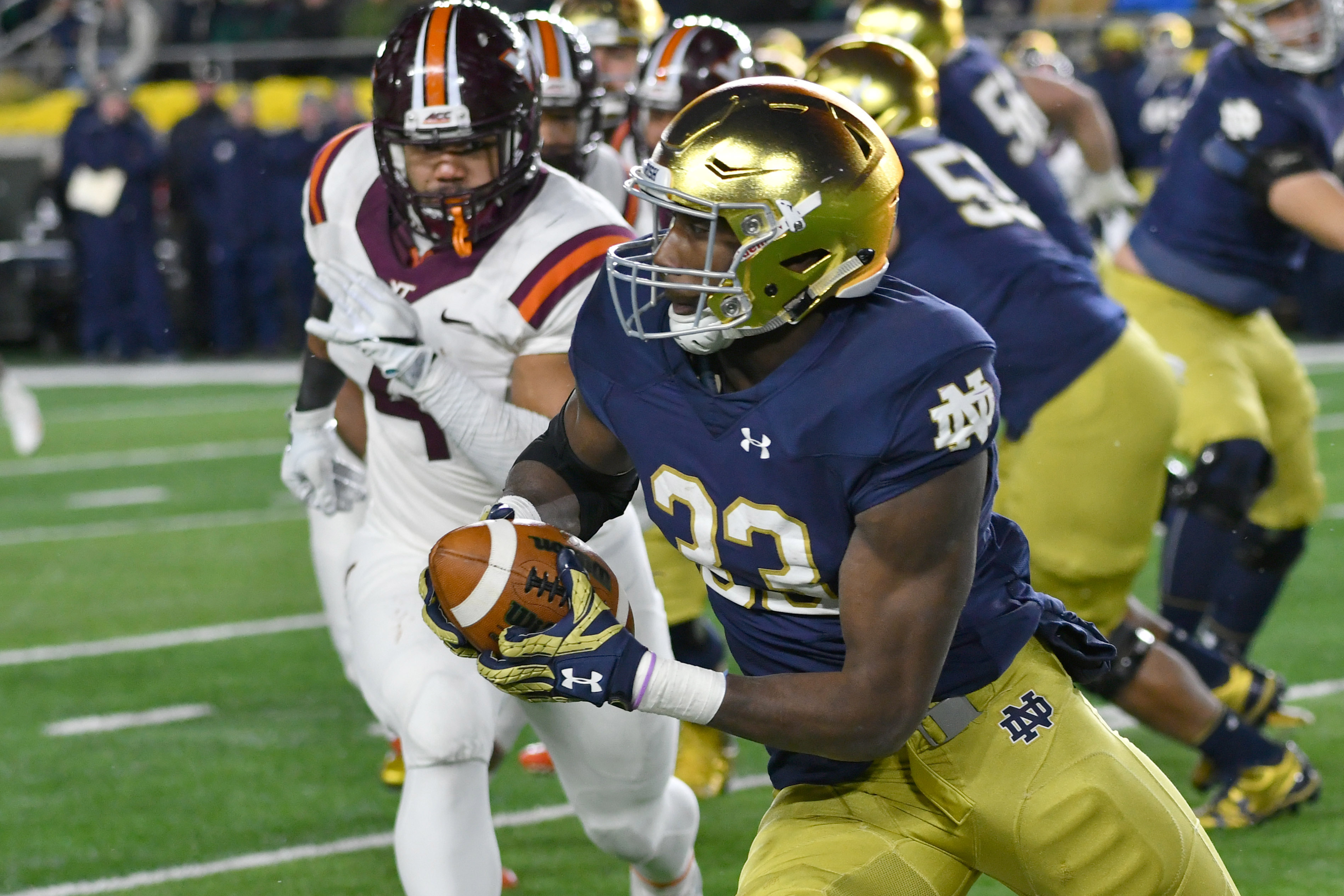 Notre Dame Football:Looking Ahead to the 2018 Recruiting ...